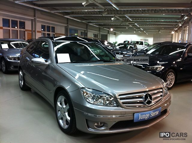 2008 mercedes benz clc 200 kompressor car photo and specs. Black Bedroom Furniture Sets. Home Design Ideas