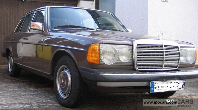 Mercedes-Benz  240 1977 Vintage, Classic and Old Cars photo
