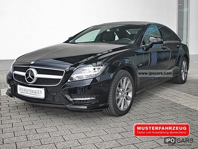 2011 mercedes benz cls 250 cdi coupe bi xenon be pts 5