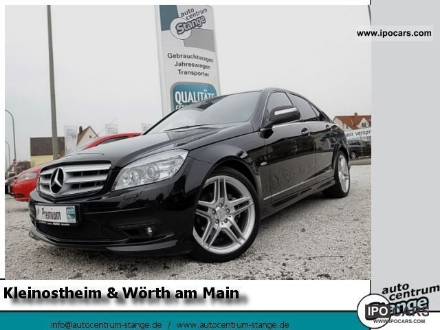 2008 Mercedes-Benz  C 230 Avantgarde AMG STYLING AIR NAVI Limousine Used vehicle photo