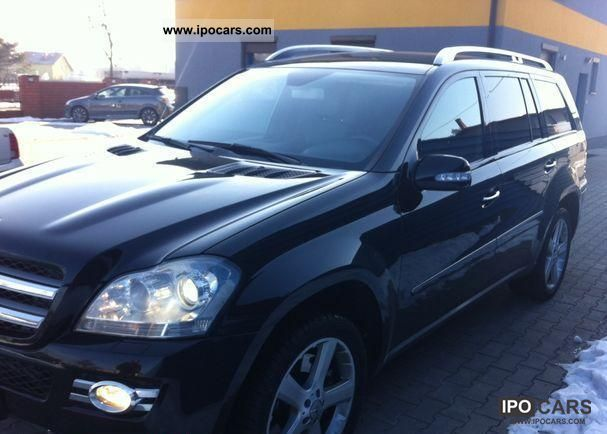 2007 mercedes benz gl 320 cdi 4matic 7g tronic dpf car for 2007 mercedes benz gl320 cdi 4matic