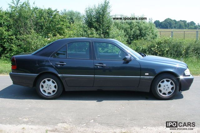 1999 mercedes benz c 240 elegance car photo and specs for Mercedes benz c 240