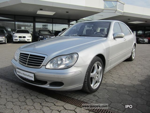 2003 mercedes benz s 400 cdi only to dealers navi. Black Bedroom Furniture Sets. Home Design Ideas