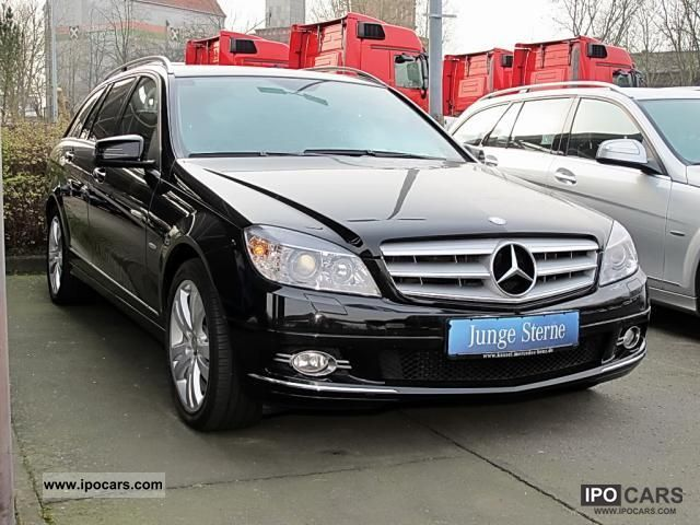 2009 mercedes benz c 220 t cdi avantgarde comand ils car photo and specs. Black Bedroom Furniture Sets. Home Design Ideas