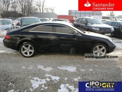 2006 Mercedes Benz Cls Cl 500 219 Sports Car Coupe Used Vehicle