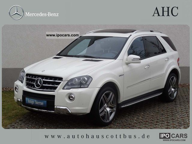 2010 Mercedes-Benz  ML 63 AMG is fully equipped Off-road Vehicle/Pickup Truck Used vehicle photo