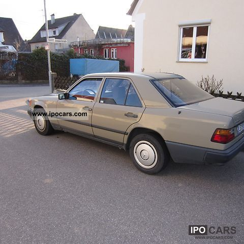 1988 Mercedes-Benz  250 D Limousine Used vehicle photo
