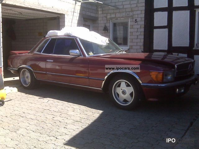 1980 mercedes benz sl 280 slc car photo and specs. Black Bedroom Furniture Sets. Home Design Ideas
