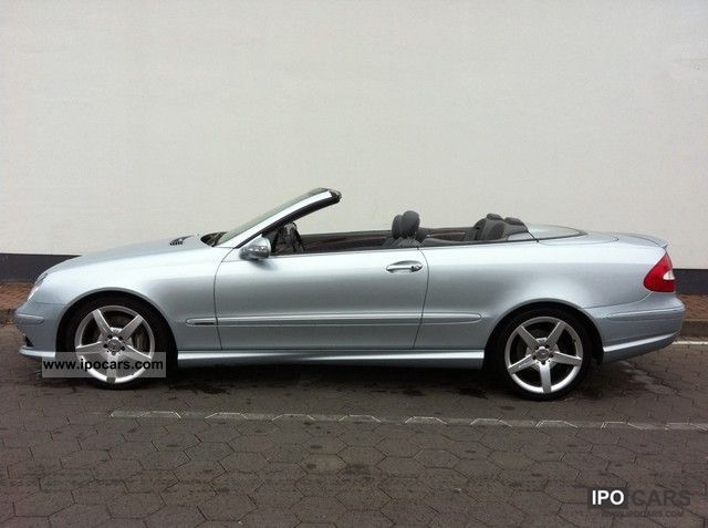2006 mercedes benz clk 320 cdi amg package low km first hand car photo and specs. Black Bedroom Furniture Sets. Home Design Ideas