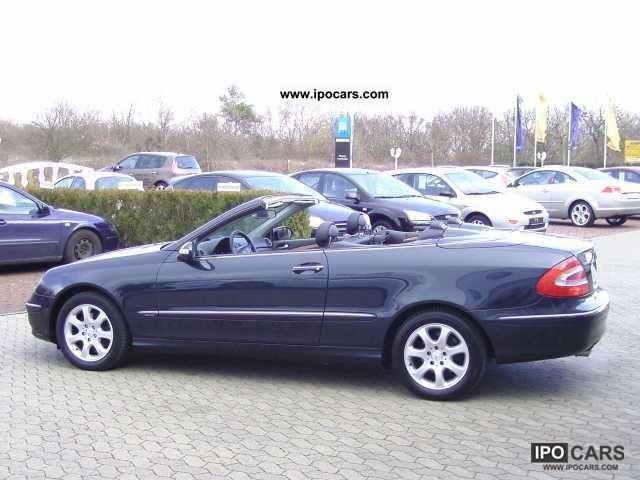 2005 mercedes benz clk 240 elegance automatic leather bi for Mercedes benz clk 240
