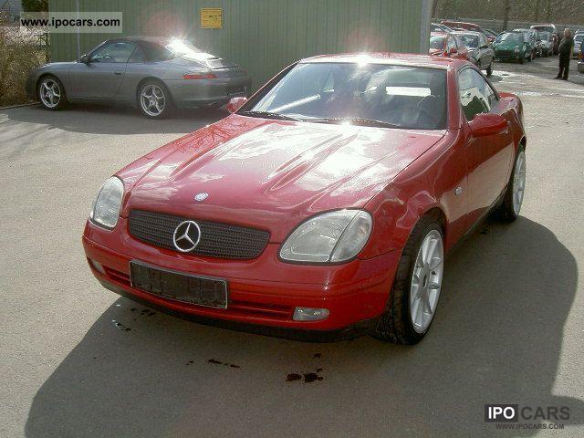 1996 Mercedes-Benz  SLK 200 Cabrio / roadster Used vehicle photo