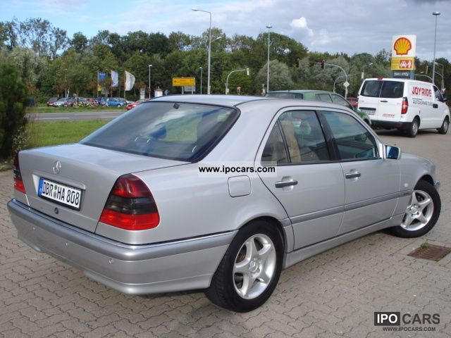 1999 mercedes benz c 200 cdi elegance pdc klimaau auto xenon car photo and specs. Black Bedroom Furniture Sets. Home Design Ideas