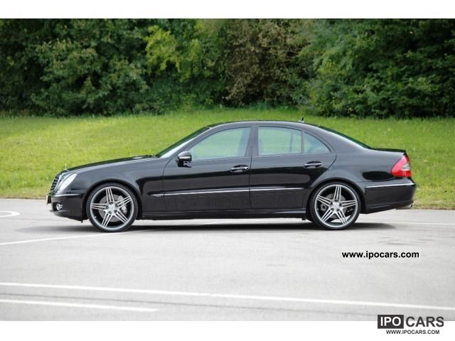 2007 mercedes benz e 420 cdi avantgarde 7g tronic sports package 20 zo car photo and specs. Black Bedroom Furniture Sets. Home Design Ideas