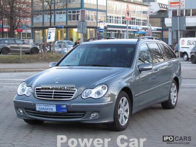 2006 mercedes benz c 220 cdi avant garde full comand bi xenon leather car photo and. Black Bedroom Furniture Sets. Home Design Ideas