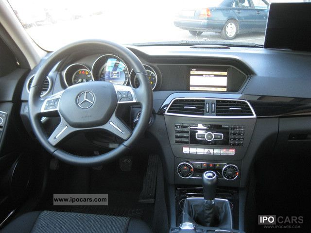 2011 mercedes benz c 180 be navi becker parktronic facelift car photo and specs. Black Bedroom Furniture Sets. Home Design Ideas