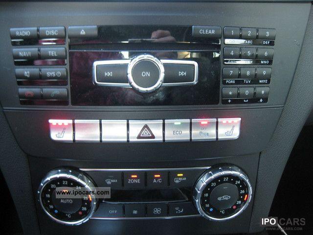 2011 mercedes benz c 180 be navi becker parktronic. Black Bedroom Furniture Sets. Home Design Ideas