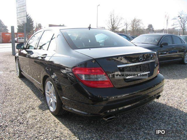 2007 mercedes benz c 320 cdi 7g tronic dpf amg syling car photo and specs. Black Bedroom Furniture Sets. Home Design Ideas