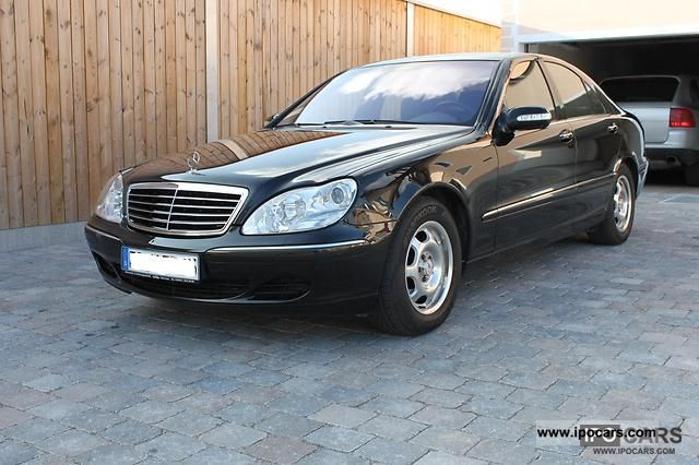 2005 mercedes benz s 400 cdi car photo and specs. Black Bedroom Furniture Sets. Home Design Ideas