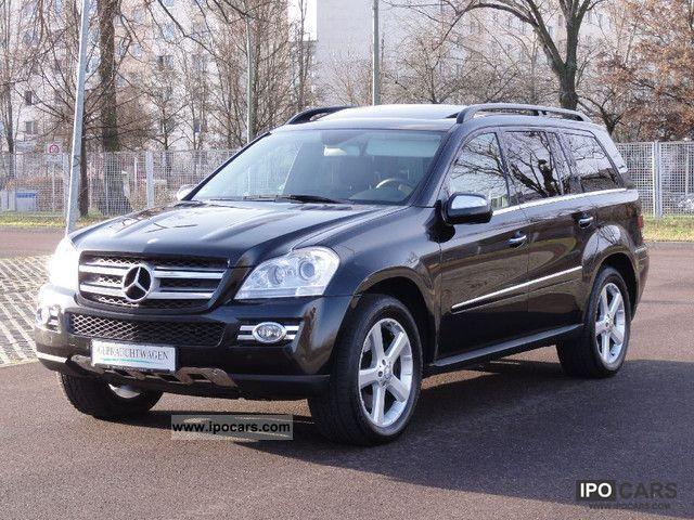 2009 mercedes benz gl 420 keylessgo camera entertainment for Mercedes benz gl used