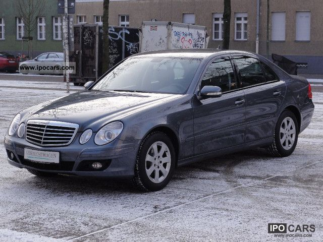 2008 mercedes benz e 220 cdi automatic navi parkhilfe net. Black Bedroom Furniture Sets. Home Design Ideas