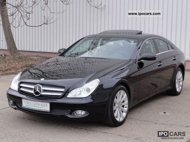 2009 mercedes benz cls 320 cdi 7g tr leather comand xenon 28 699 net car photo and specs. Black Bedroom Furniture Sets. Home Design Ideas