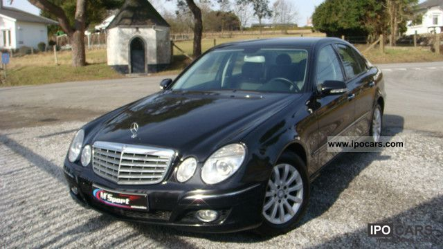 2009 mercedes benz e 220 cdi elegance navi prof car photo and specs. Black Bedroom Furniture Sets. Home Design Ideas