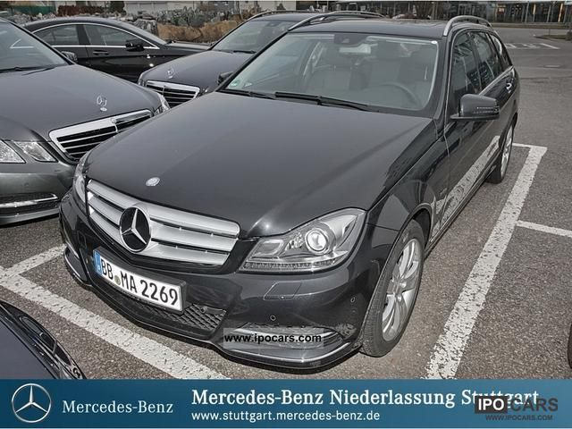 2012 mercedes benz c 350 t cdi avantgarde be keyless go. Black Bedroom Furniture Sets. Home Design Ideas
