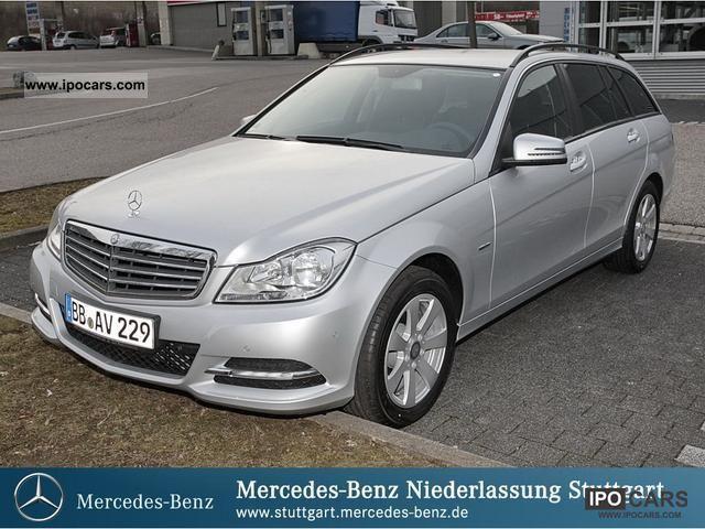 2012 mercedes benz c 180 cgi t be classic auto parktronic for Mercedes benz parktronic