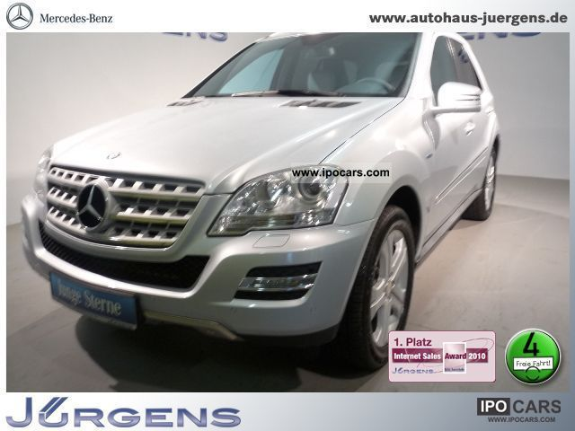 2010 mercedes benz ml 300 cdi 4m be auto sport package for Mercedes benz ml 300