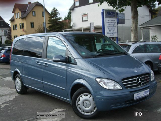 2004 Mercedes-Benz  * AIR * Viano 2.2 CDI SITZH * PDC * 7 SEATS Van / Minibus Used vehicle photo