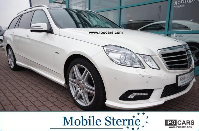 2010 Mercedes-Benz E 200 CGI Avantg AMG styling panoramic Comand ...