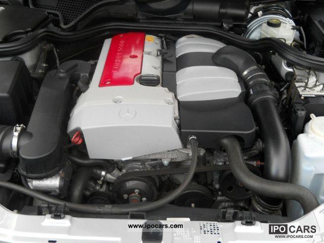 2000 Mercedes Benz E 200 Kompressor Elegance Car Photo