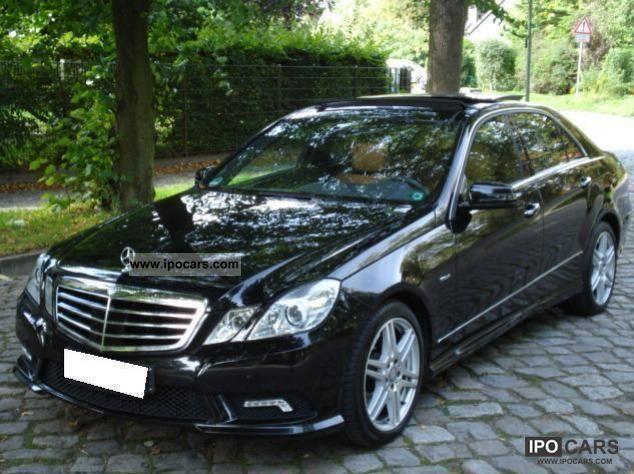Mercedes Benz E  Cgi Blueefficiency G Tronic F