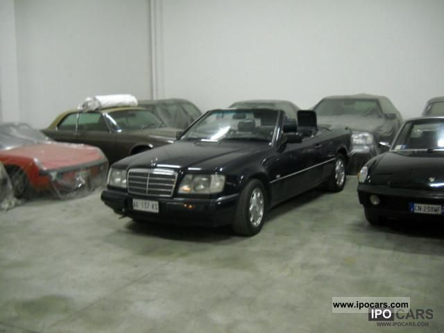 1996 Mercedes-Benz  E200 CABRIOLET - GPL Other Used vehicle photo