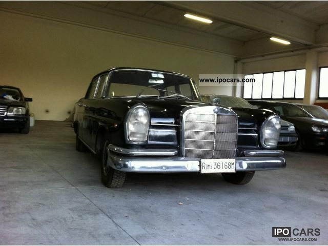 Mercedes-Benz  220 S 1964 Vintage, Classic and Old Cars photo