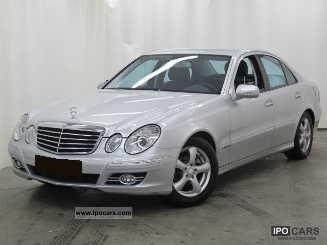 2009 mercedes benz e 220 cdi avantgarde automatic dvd comand xenon car photo and specs