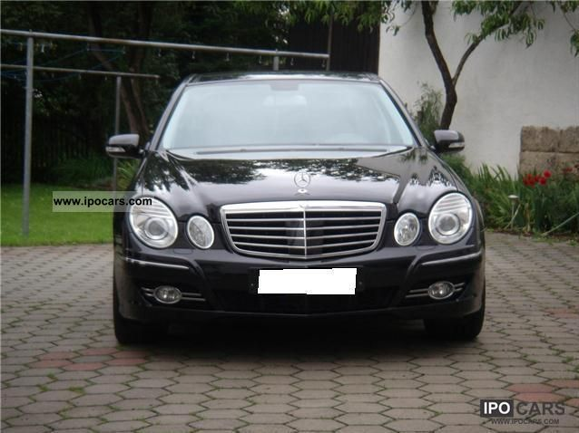 2007 mercedes benz e 420 cdi comand sportp airmatic avant il car photo and specs. Black Bedroom Furniture Sets. Home Design Ideas