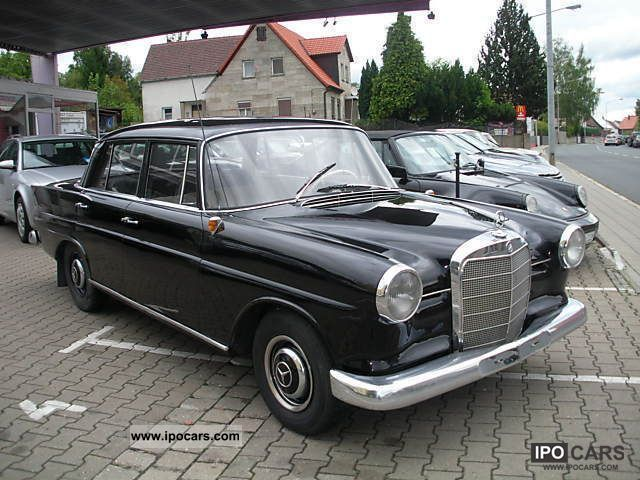 1964 mercedes benz 190 c rear fin w 110 car photo and specs for 1964 mercedes benz