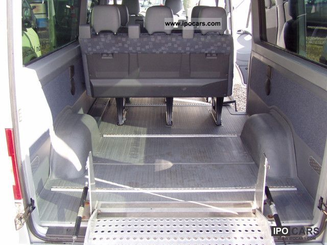 2005 Mercedes Benz 211 Cdi Sprinter 9 Seater Air