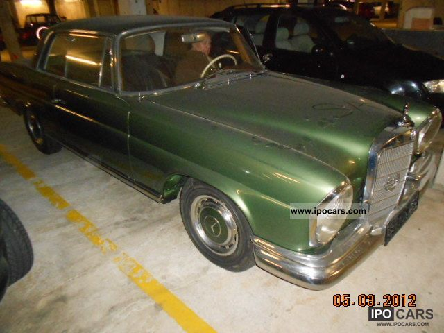 Mercedes-Benz  220 1964 Vintage, Classic and Old Cars photo