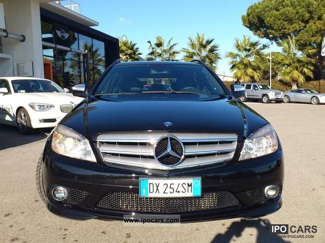 2009 mercedes benz c 220 cdi s w avantgarde amg car photo and specs. Black Bedroom Furniture Sets. Home Design Ideas