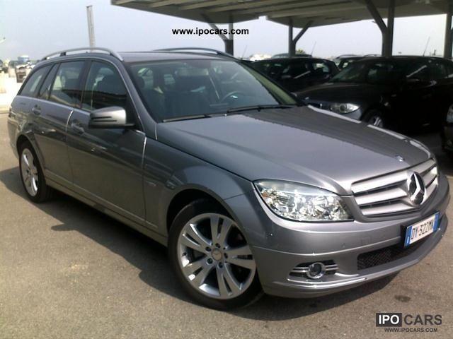2009 mercedes-benz c 250 cdi s.w. blueefficiency avantgarde - car