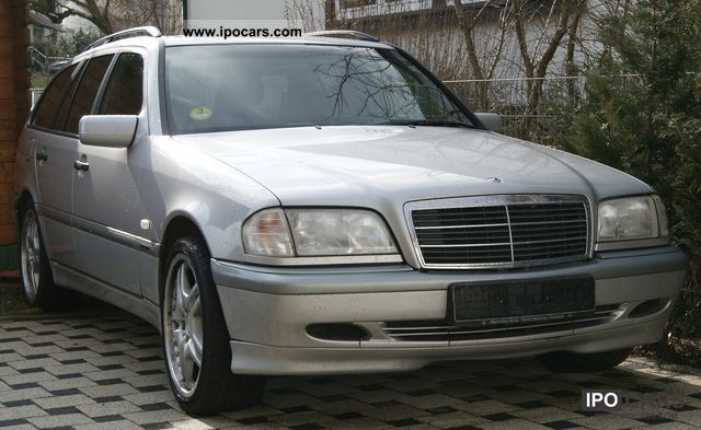 1999 Mercedes-Benz  C 220 CDI Classic Estate Car Used vehicle photo