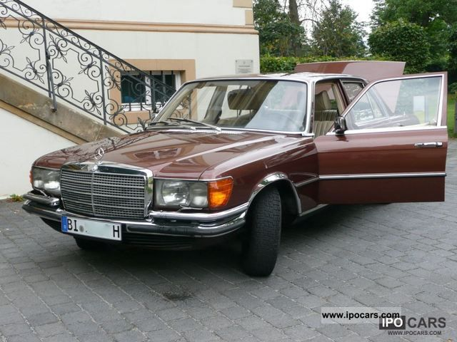 Mercedes-Benz  280 1977 Vintage, Classic and Old Cars photo