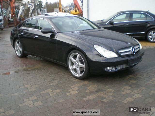 2009 mercedes benz cls 320 cdi 7g full full car photo and specs. Black Bedroom Furniture Sets. Home Design Ideas