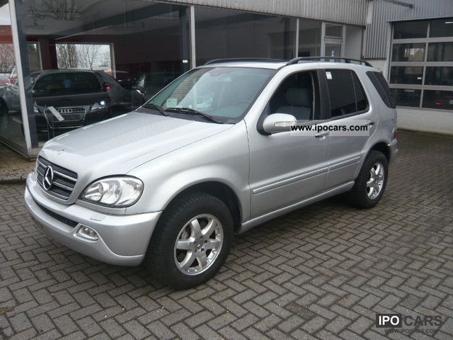 2003 mercedes benz ml 500 7 seater car photo and specs for Mercedes benz 7 passenger