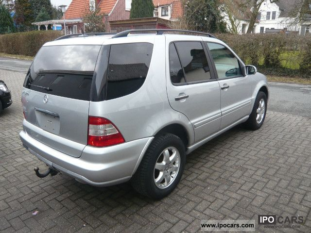 2003 mercedes benz ml 500 7 seater car photo and specs for Mercedes benz seven seater