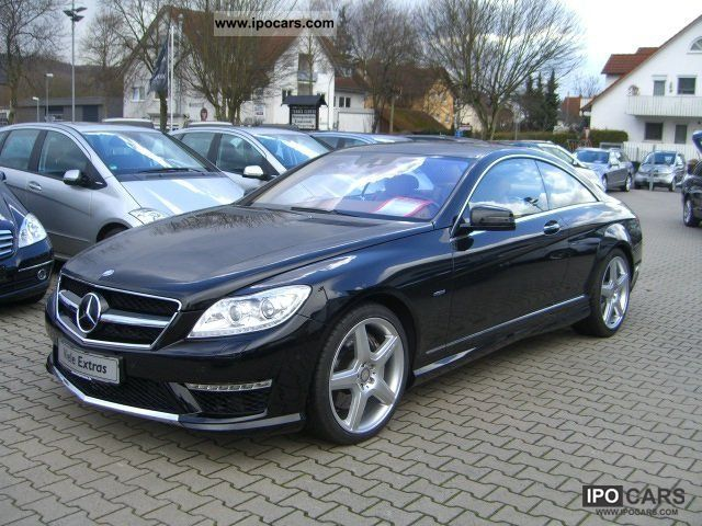 2011 mercedes benz cl 500 amg style distronic entertain. Black Bedroom Furniture Sets. Home Design Ideas