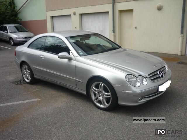 2005 mercedes benz clk 270 cdi elegance car photo and specs. Black Bedroom Furniture Sets. Home Design Ideas