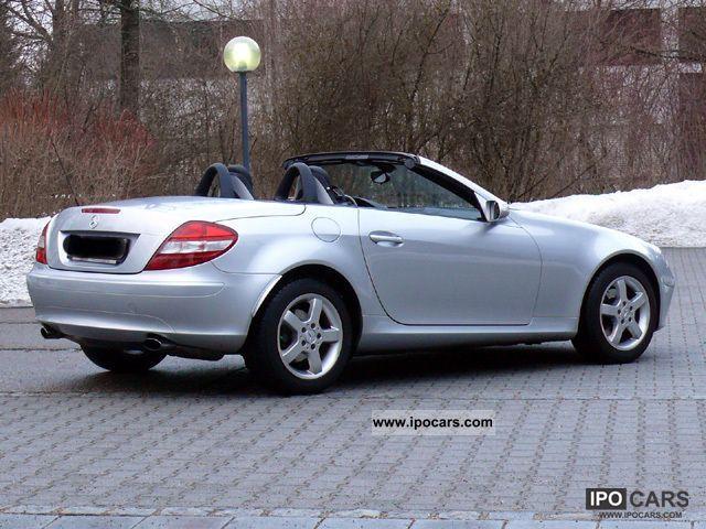 2006 mercedes benz slk 200 aut led mod airsc 2007 xen for 2006 mercedes benz slk